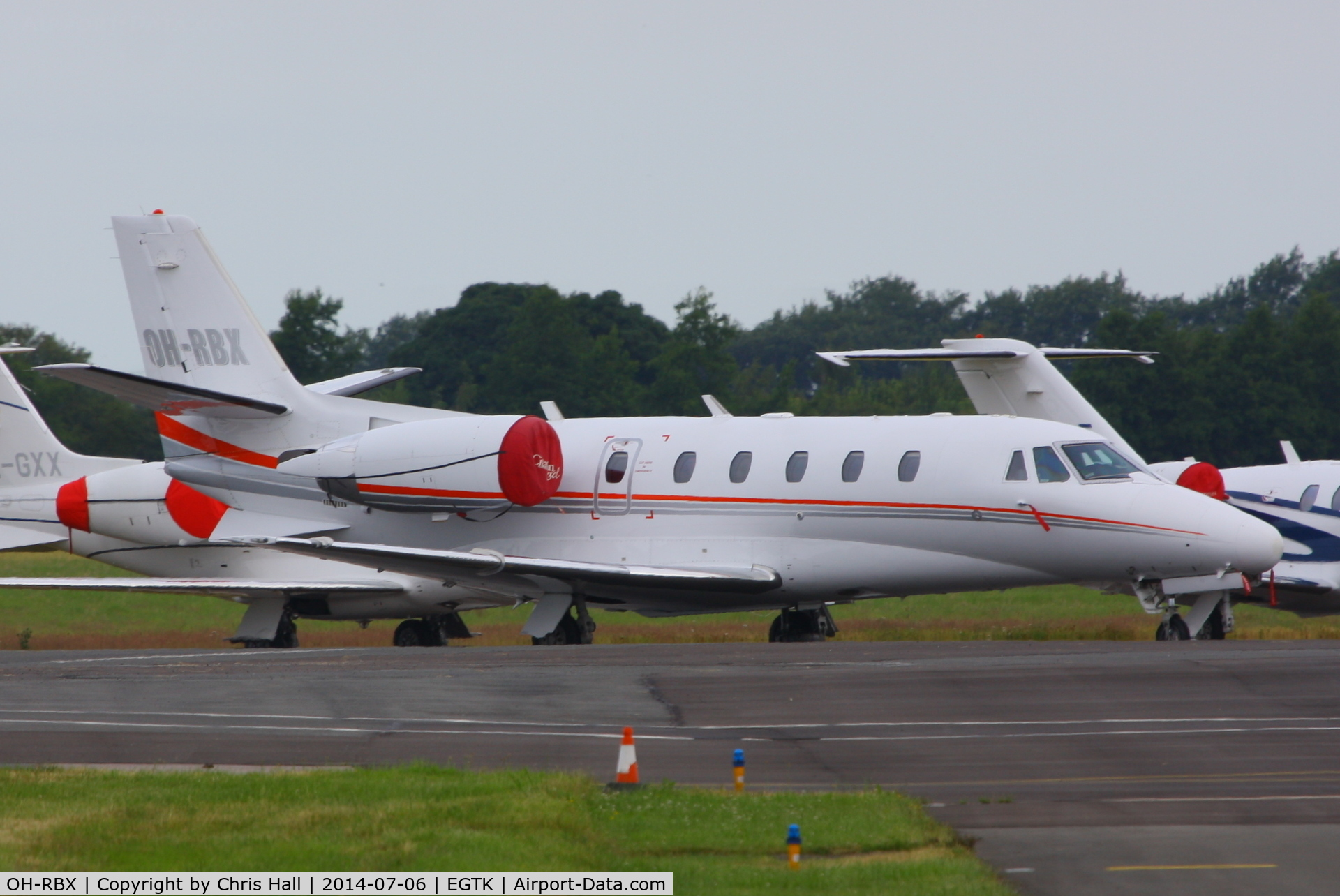 OH-RBX, 1999 Cessna Citation XL C/N 560-5056, River Aviation