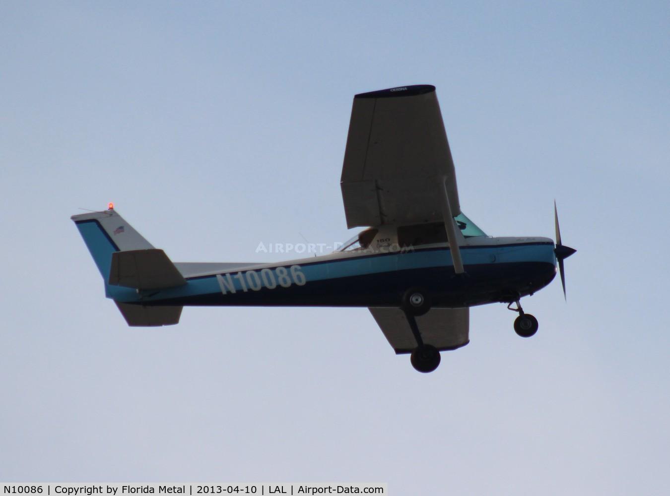 N10086, 1973 Cessna 150L C/N 15074782, Cessna 150L