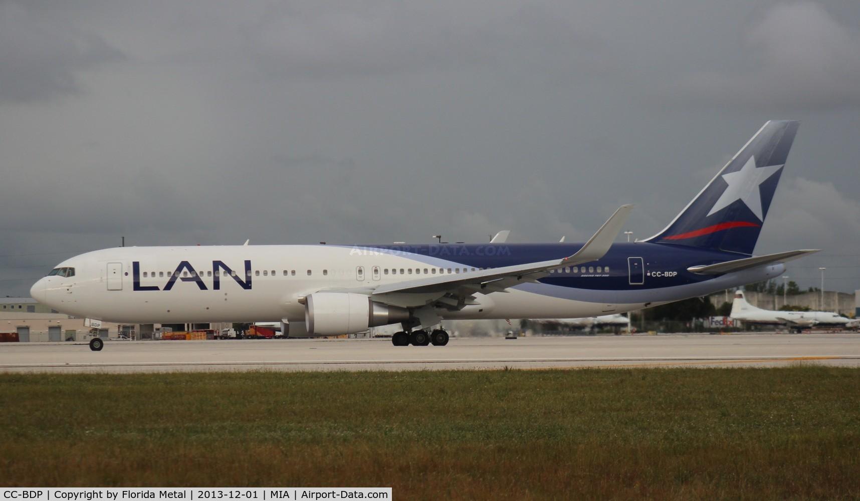 CC-BDP, 2013 Boeing 767-316/ER C/N 41997, LAN 767-300