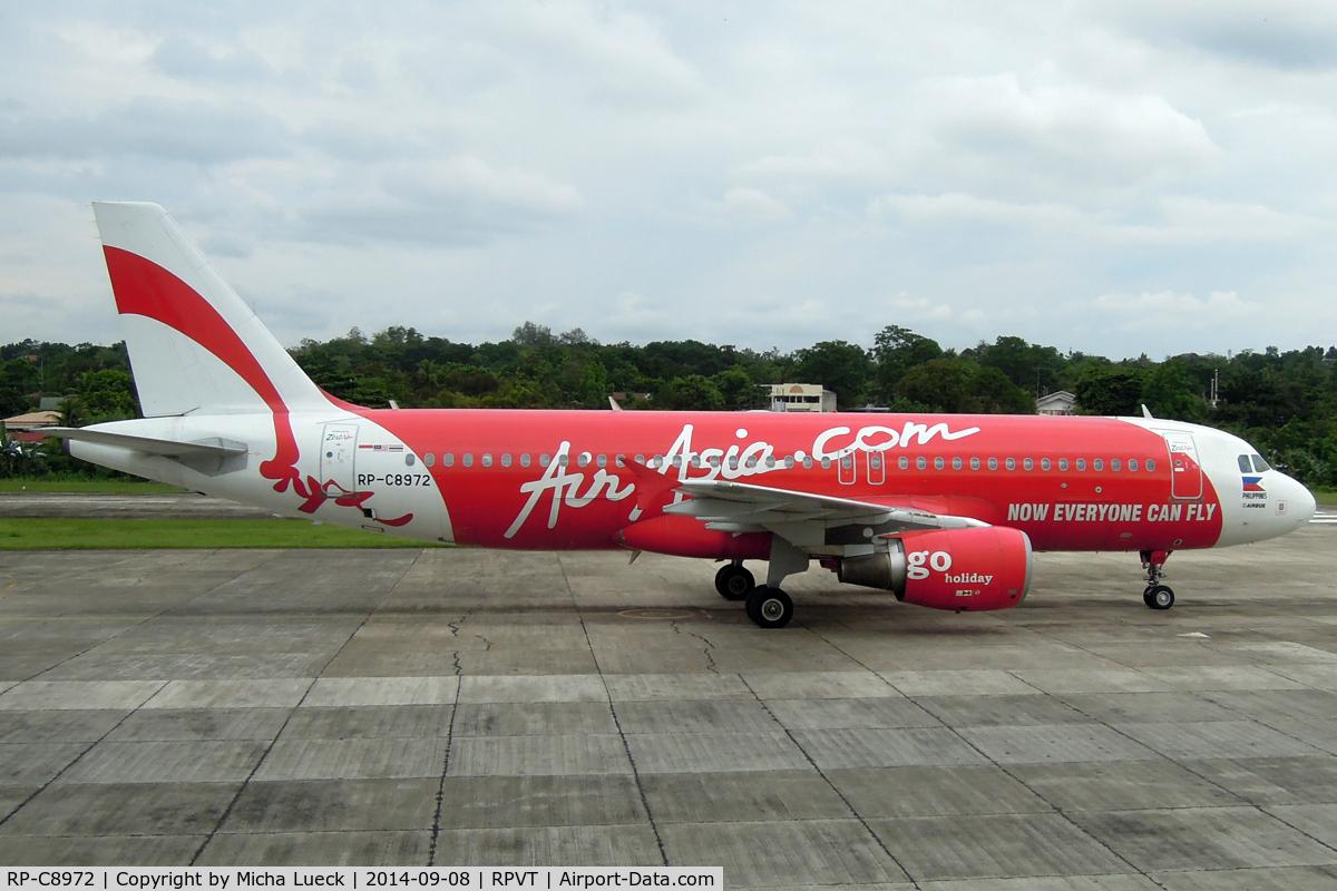 RP-C8972, 2006 Airbus A320-214 C/N 2826, At Tagbilaran