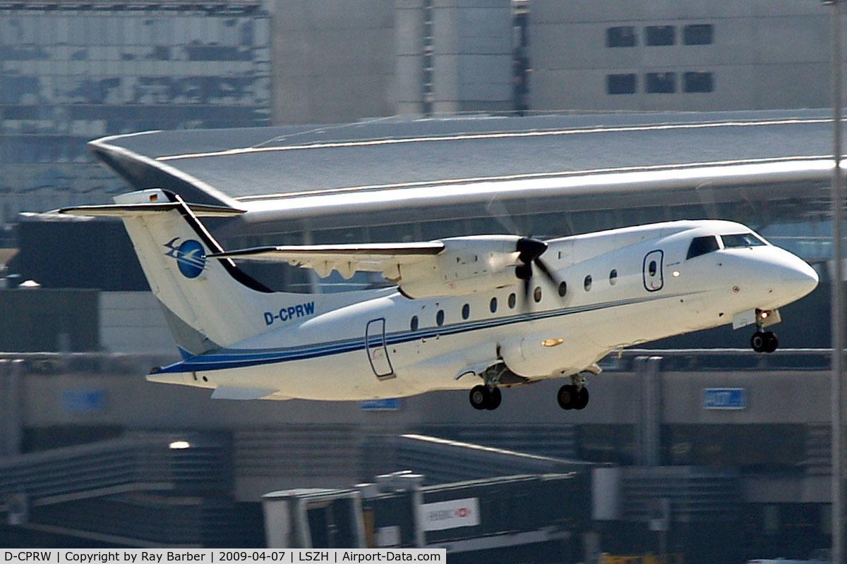 D-CPRW, 1998 Dornier 328-110 C/N 3097, Dornier Do-328-100 [3097] (Cirrus Airlines) Zurich~HB 07/04/2009
