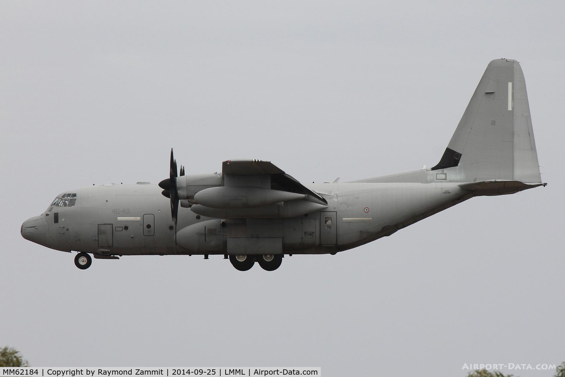 MM62184, Lockheed Martin KC-130J Hercules C/N 382-5513, C130J Hercules MM62184/46-69 Italian Air Force