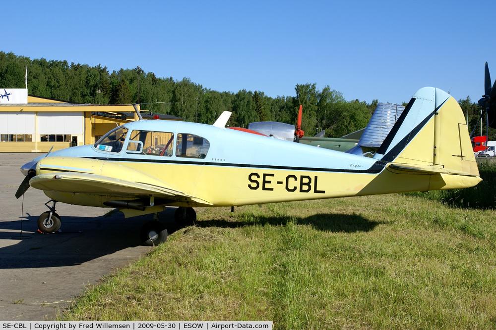 SE-CBL, 1956 Piper PA-23-150 Apache C/N 23-549,