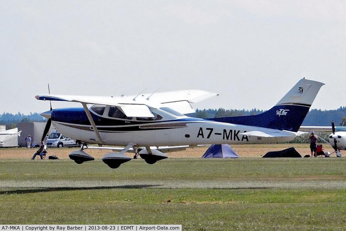 A7-MKA, 2004 Cessna T182T Turbo Skylane C/N T18208351, Cessna T.182T Turbo Skylane [T182-08351] Tannheim~D 23/08/2013