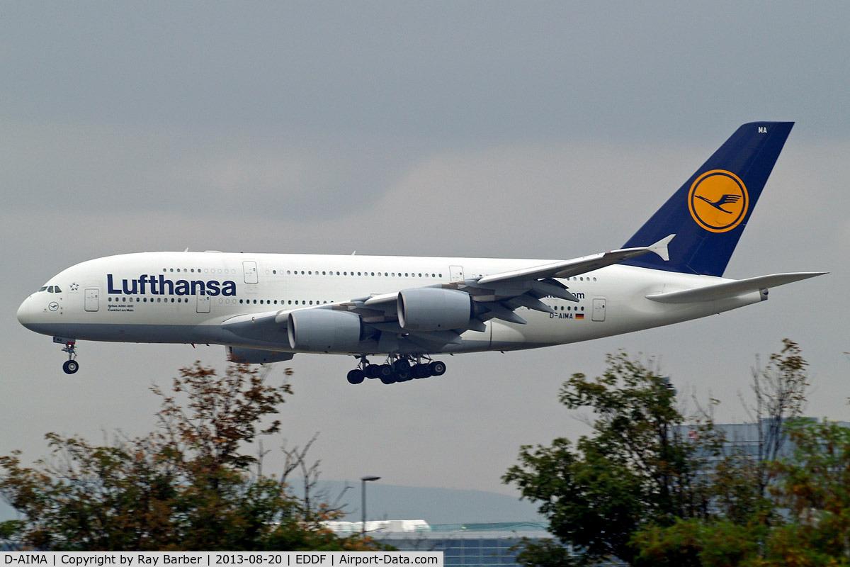 D Aima 2010 Airbus A380 841 C N 038