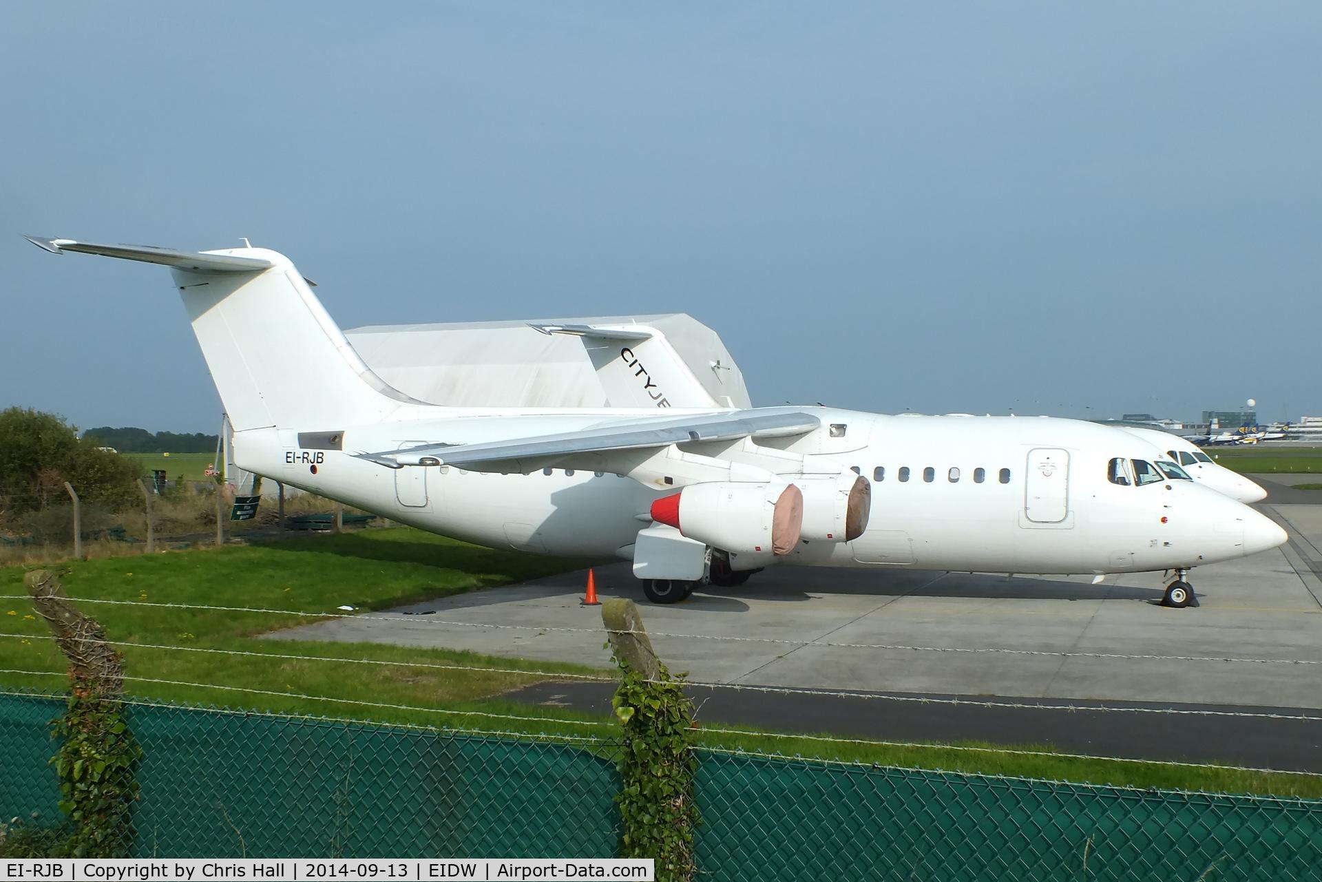 EI-RJB, 1998 BAe Avro 146-RJ85 C/N E.2330, CityJet