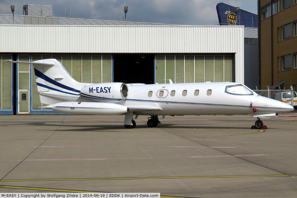 M-EASY, 1980 Learjet 35A C/N 35A-341, visitor