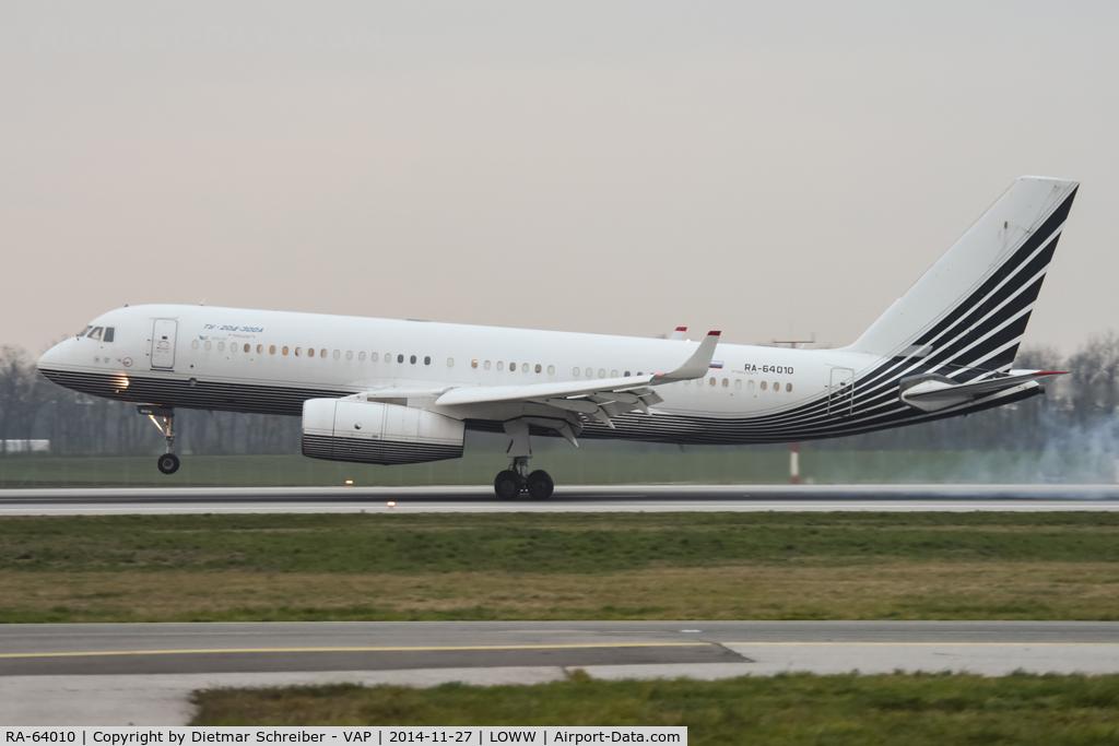RA-64010, 1993 Tupolev Tu-204C C/N 145074-3164010, Tupolev 204
