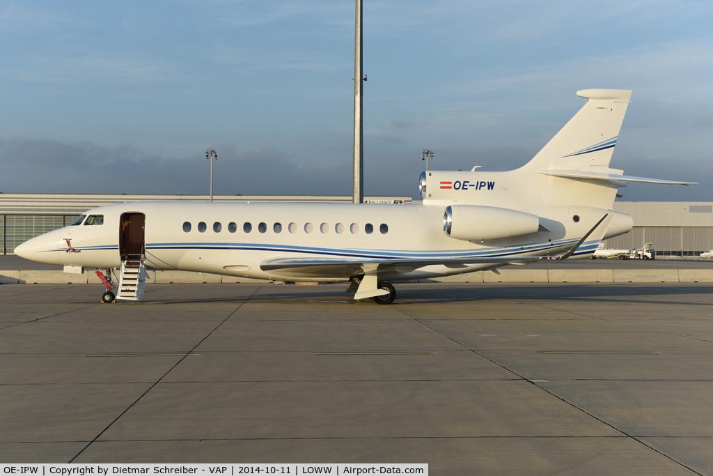 OE-IPW, 2014 Dassault Falcon 7X C/N 238, Falcon 7X