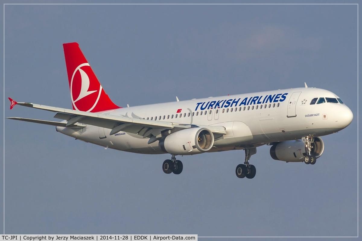 TC-JPI, 2007 Airbus A320-232 C/N 3208, Airbus A320-232
