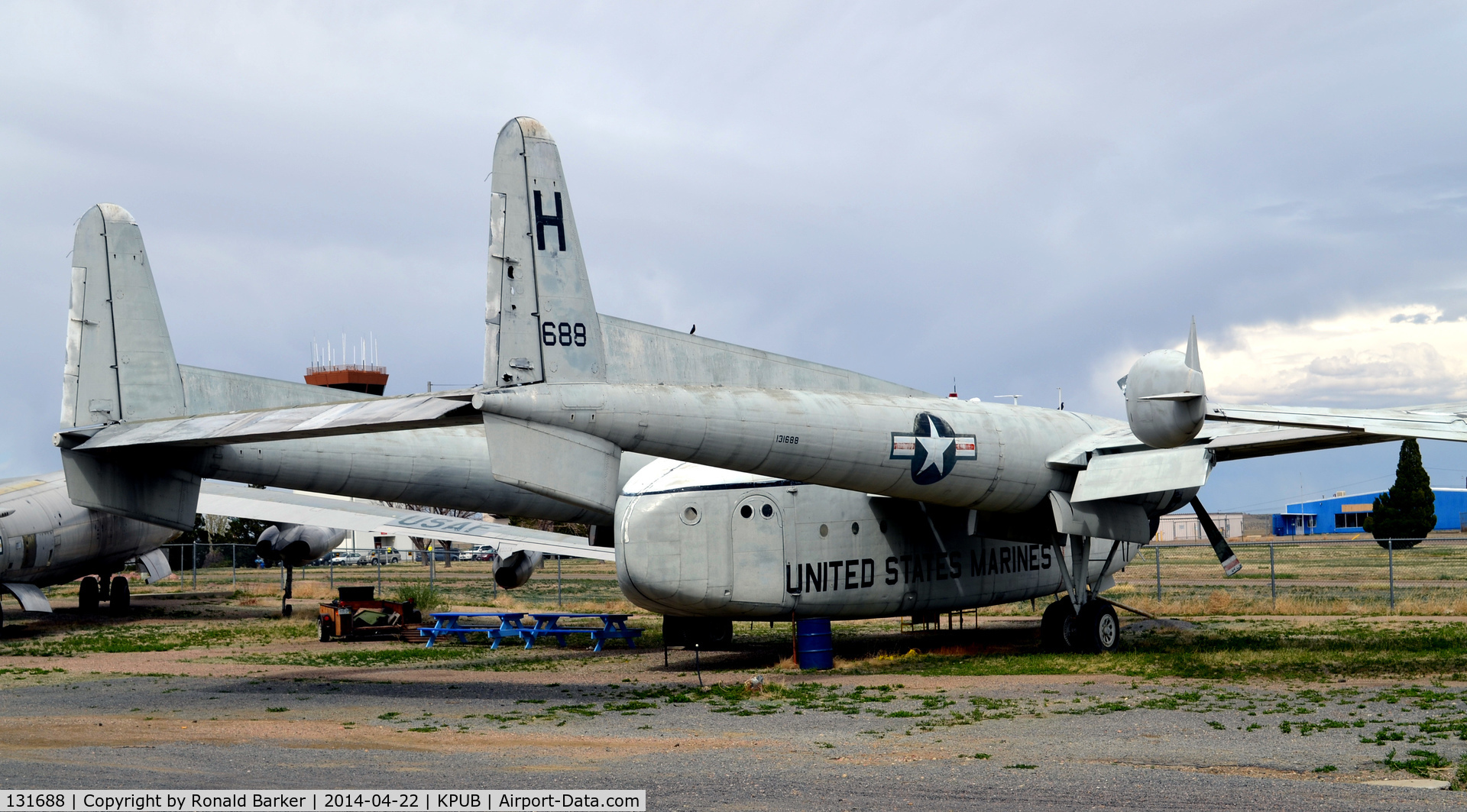 131688, Fairchild C-119F Flying Boxcar C/N 10901, Weisbrod Aviation Museum