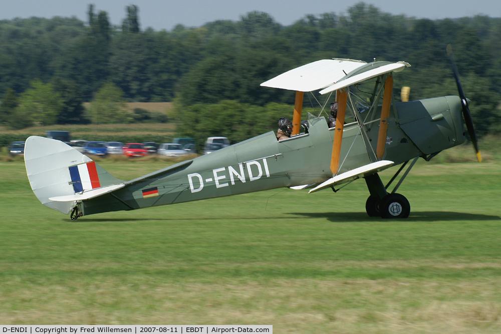 D-ENDI, 1939 De Havilland DH-82A Tiger Moth II C/N 82335,