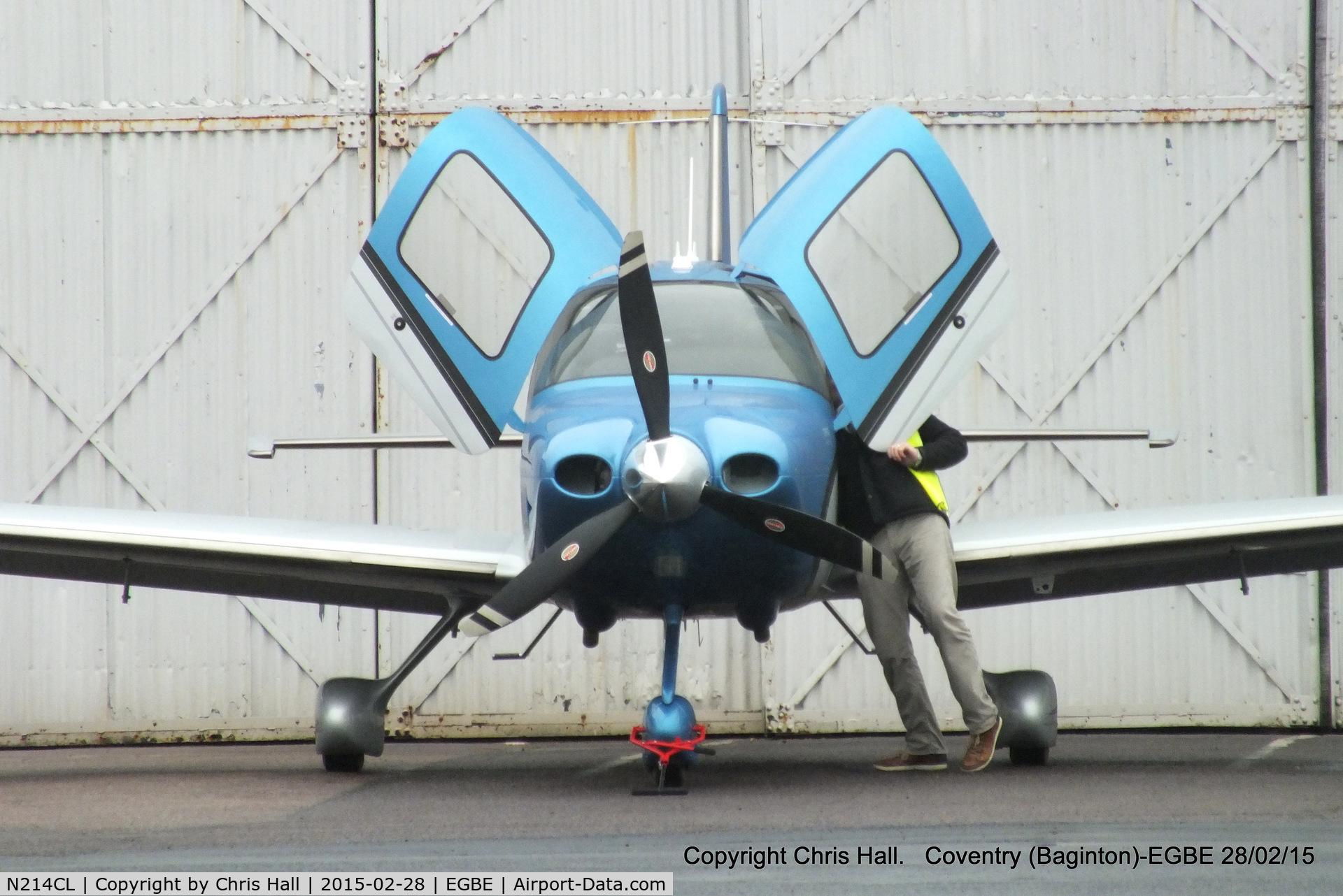 N214CL, 2012 Cirrus SR22 GTS C/N 3830, Birt Aviation