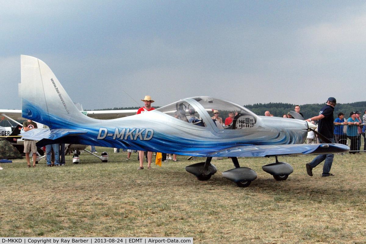 D-MKKD, 2013 Evektor EV-97 Eurostar C/N 2013-4105, Evektor EV-97 Eurostar [2013-4105] Tannheim~D 24/08/2013