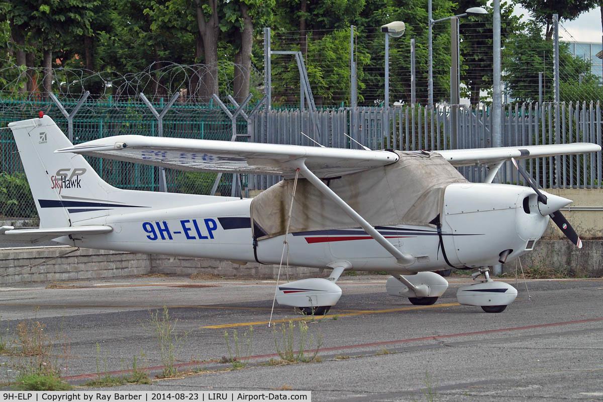 9H-ELP, Cessna 172S Skyhawk C/N 172S8742, Cessna 172S Skyhawk SP [172S-8742] Rome-Urbe~I 23/08/2014