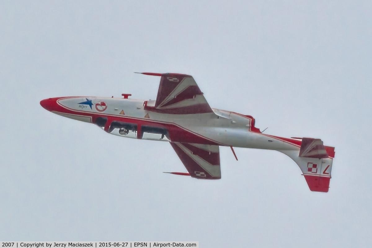 2007, PZL-Mielec TS-11 Iskra bis DF C/N 3H-2007, 7), PZL-Mielec TS-11 Iskra