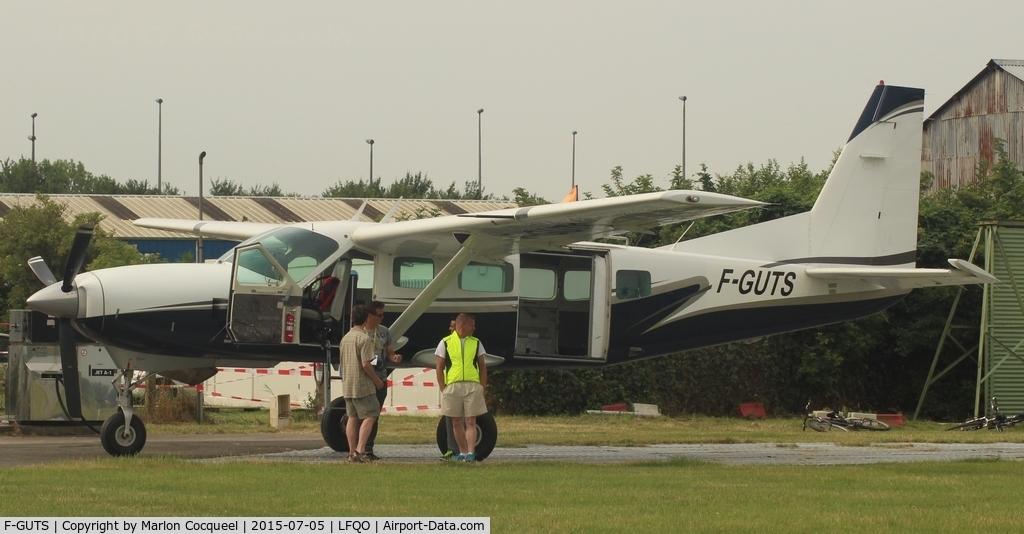 F-GUTS, 1993 Cessna 208 Caravan 1 C/N 20800225, In Lille Bondues