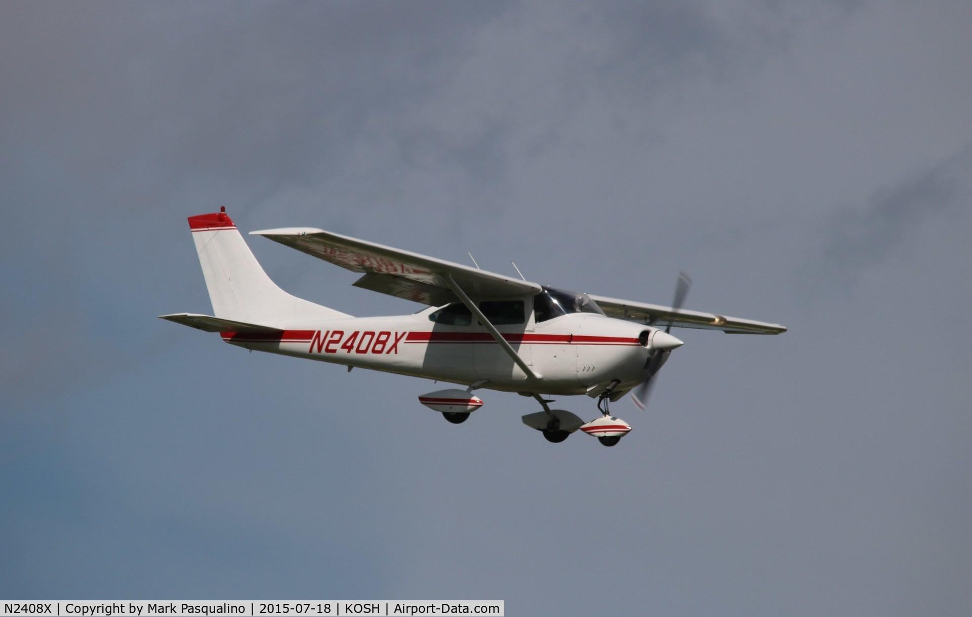 N2408X, 1965 Cessna 182H Skylane C/N 18256308, Cessna 182H