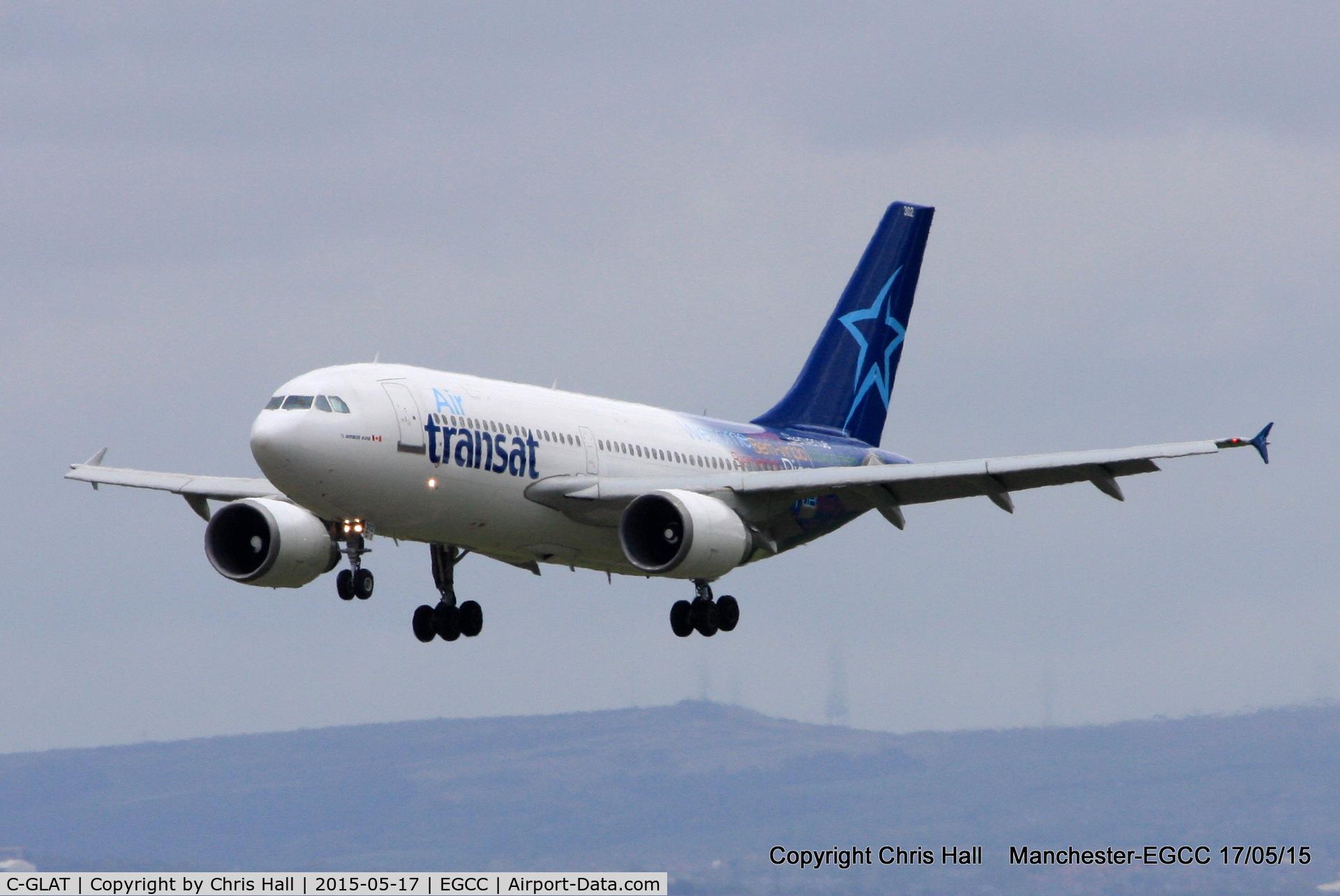 C-GLAT, 1991 Airbus A310-308 C/N 588, Air Transat