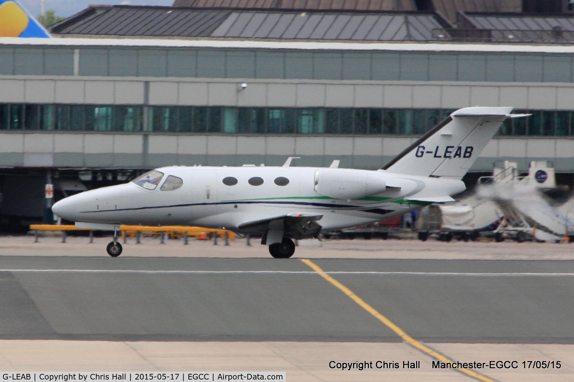 G-LEAB, 2008 Cessna 510 Citation Mustang Citation Mustang C/N 510-0073, London Executive Aviation