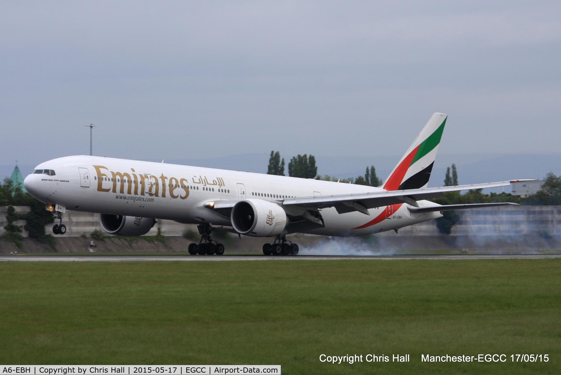 A6-EBH, 2005 Boeing 777-31H/ER C/N 32707, Emirates