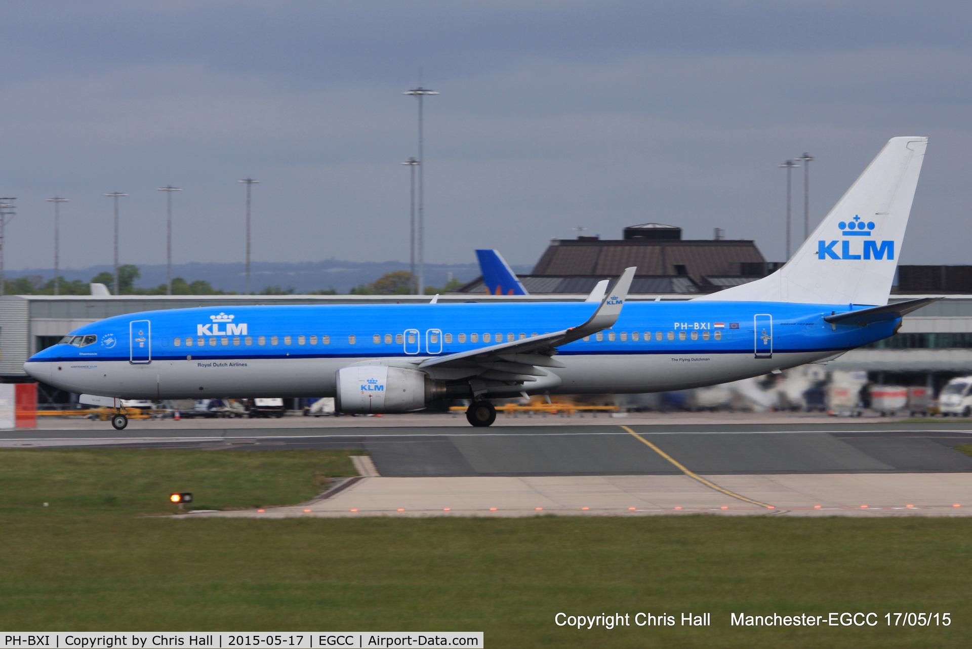 PH-BXI, 2000 Boeing 737-8K2 C/N 30358, KLM Royal Dutch Airlines