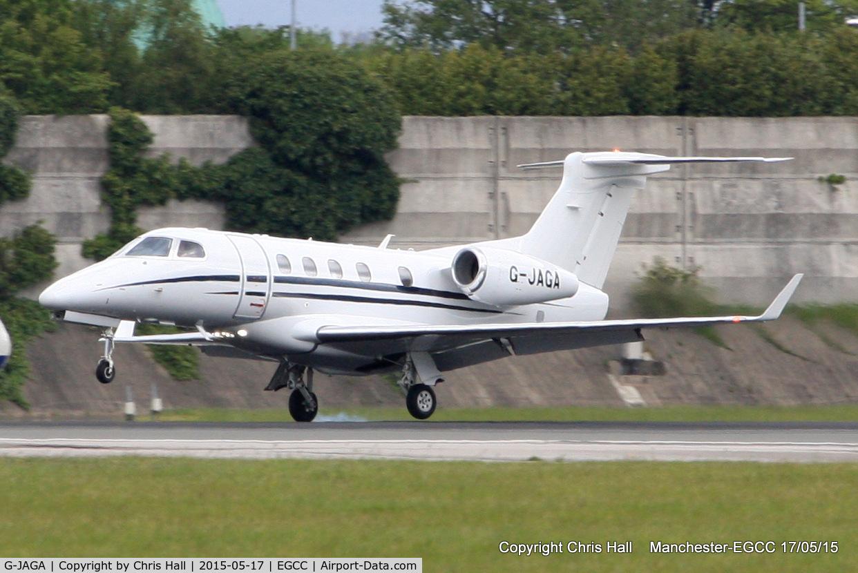 G-JAGA, 2013 Embraer EMB-505 Phenom 300 C/N 50500134, London Executive Aviation