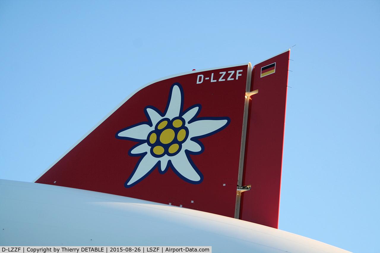 D-LZZF, 1998 Zeppelin LZ-N07 C/N 3, D-LZZF