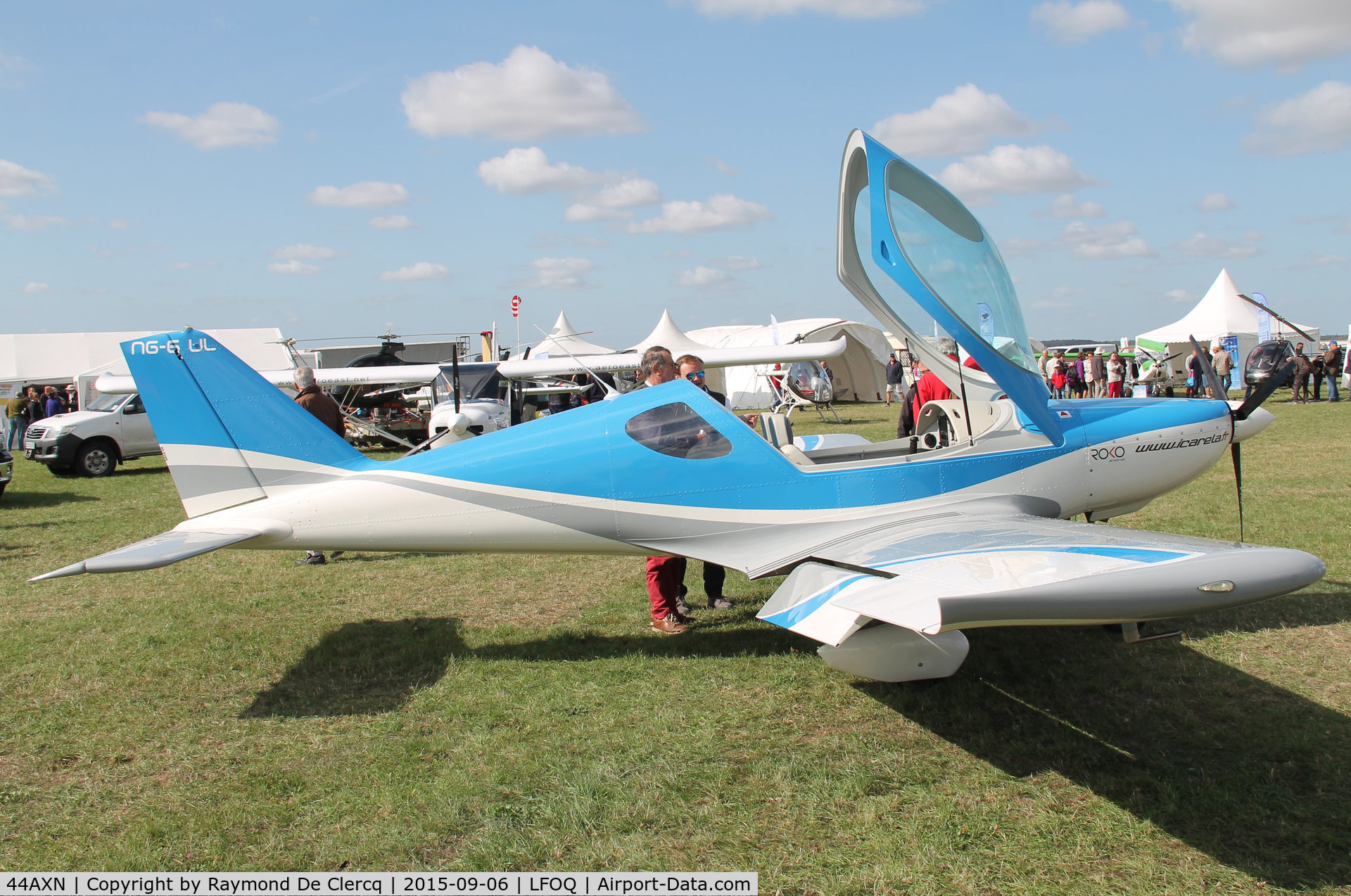 Aircraft 44axn 2014 roko aero ng6 ul c n 001 photo by for Salon ulm blois