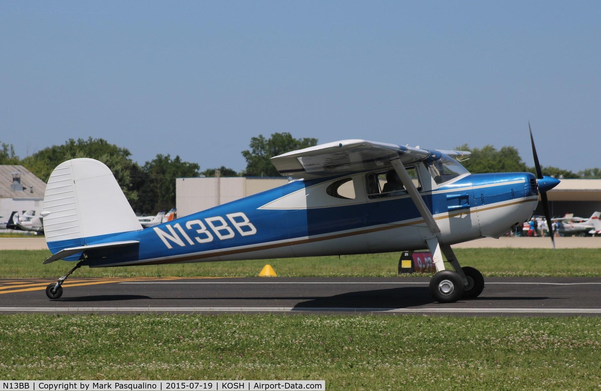 N13BB, 1949 Cessna 140A C/N 15234, Cessna 140A