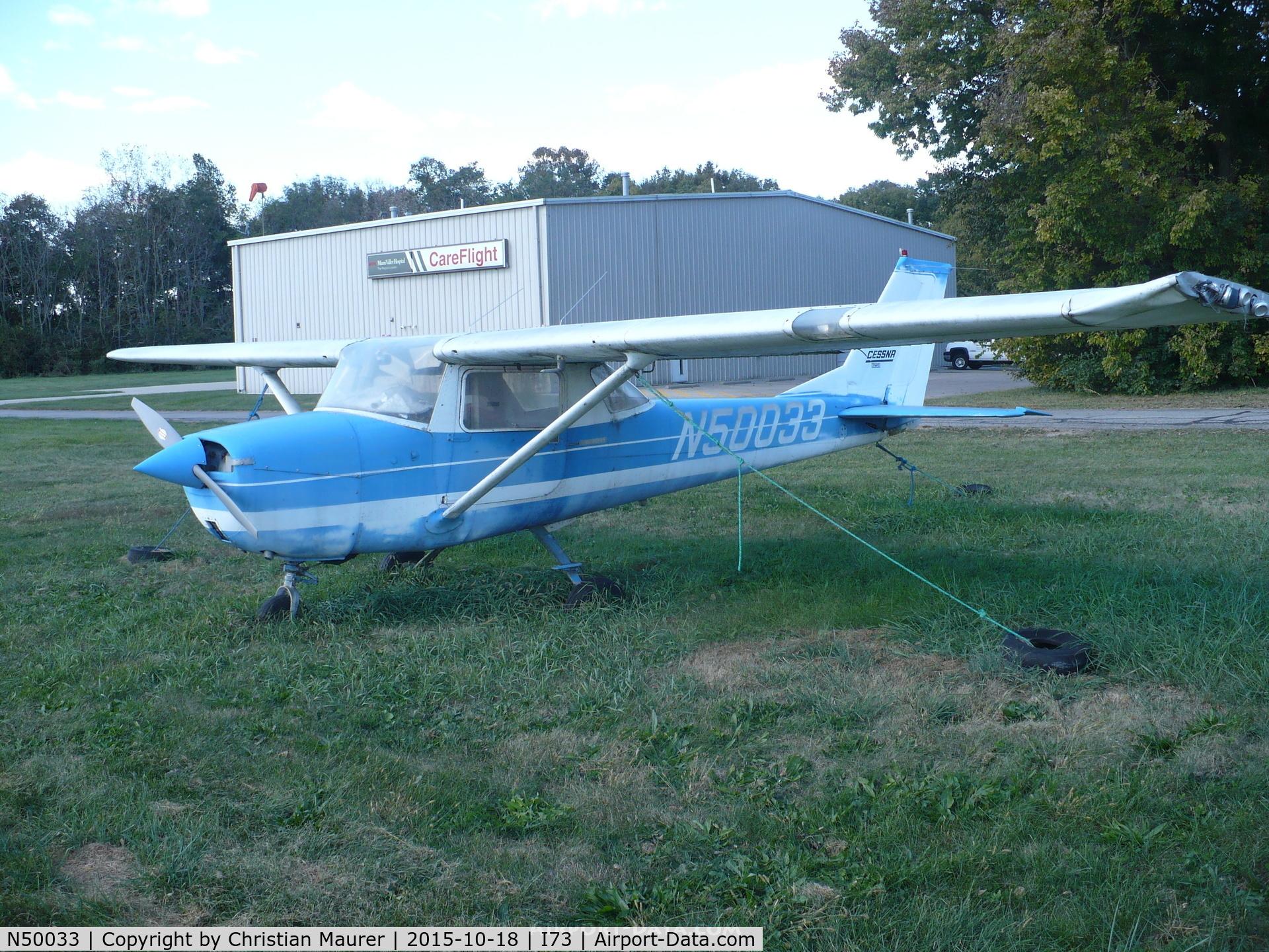 N50033, 1968 Cessna 150H C/N 15069024, Cessna 150H