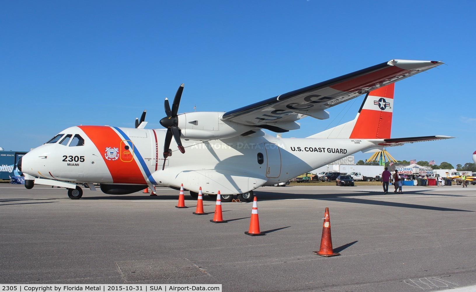 2305, Airtech HC-144A Ocean Sentry (CN-235M-300) C/N C174, HC-144A