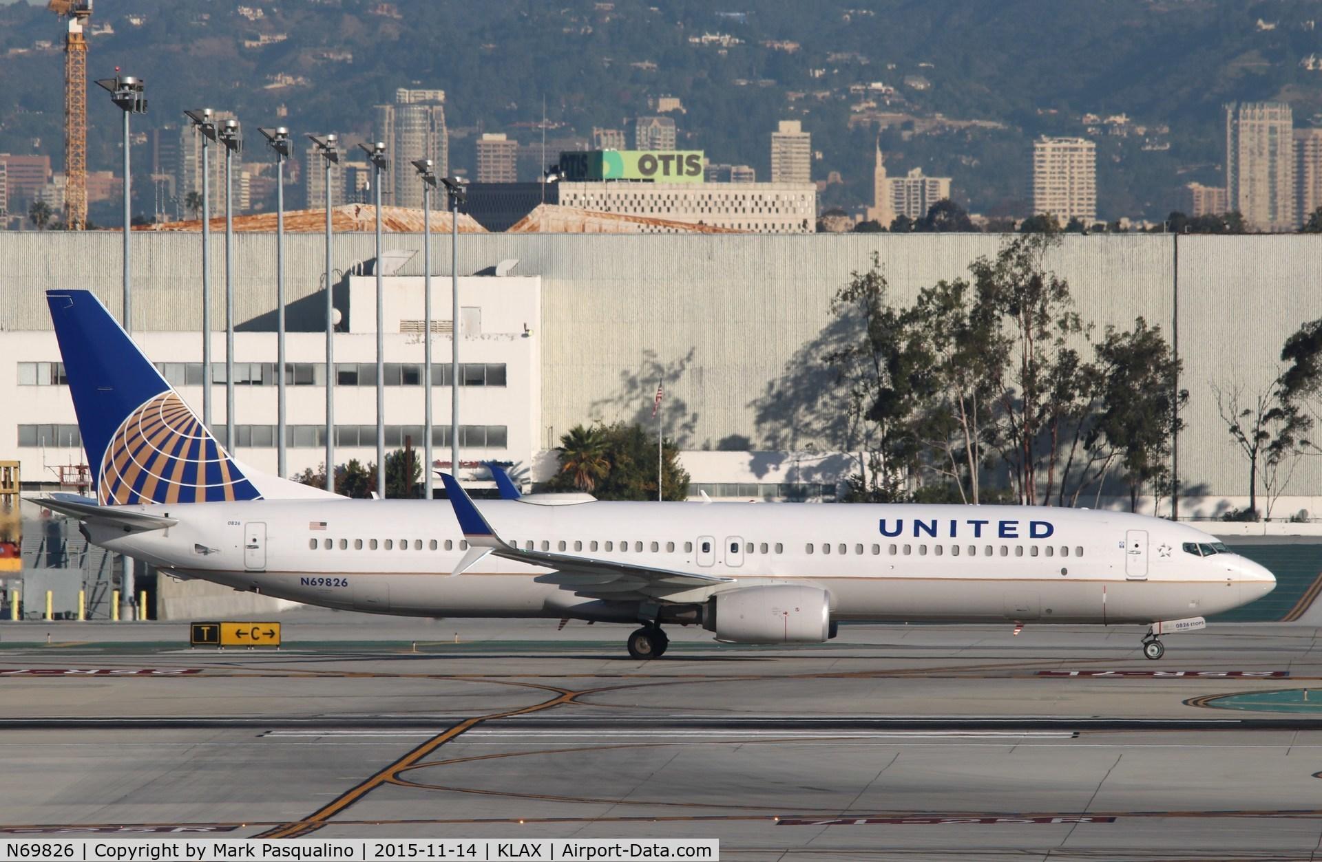 N69826, 2014 Boeing 737-924/ER C/N 42180, Boeing 737-900ER