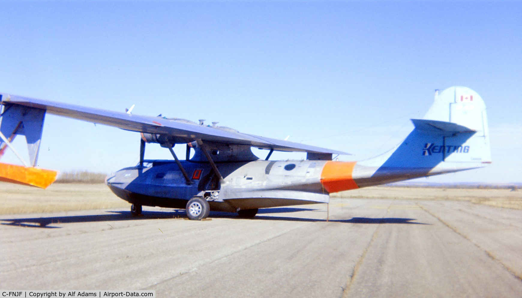 Aircraft C Fnjf 1944 Consolidated Canadian Vickers Pbv 1a Canso