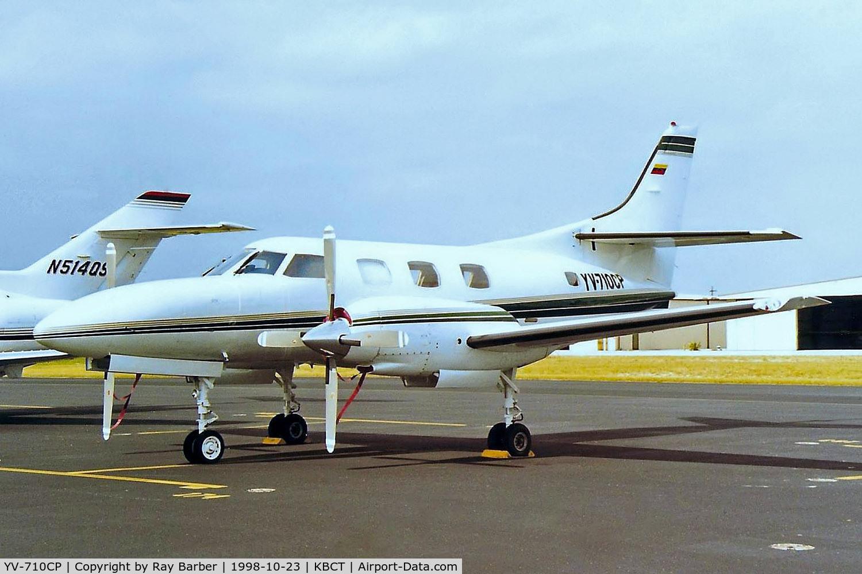 YV-710CP, Swearingen SA-226T Merlin IIIA C/N T301, Swearingen SA.226T Merlin IIIB [T-301] Boca Raton~N 23/10/1998