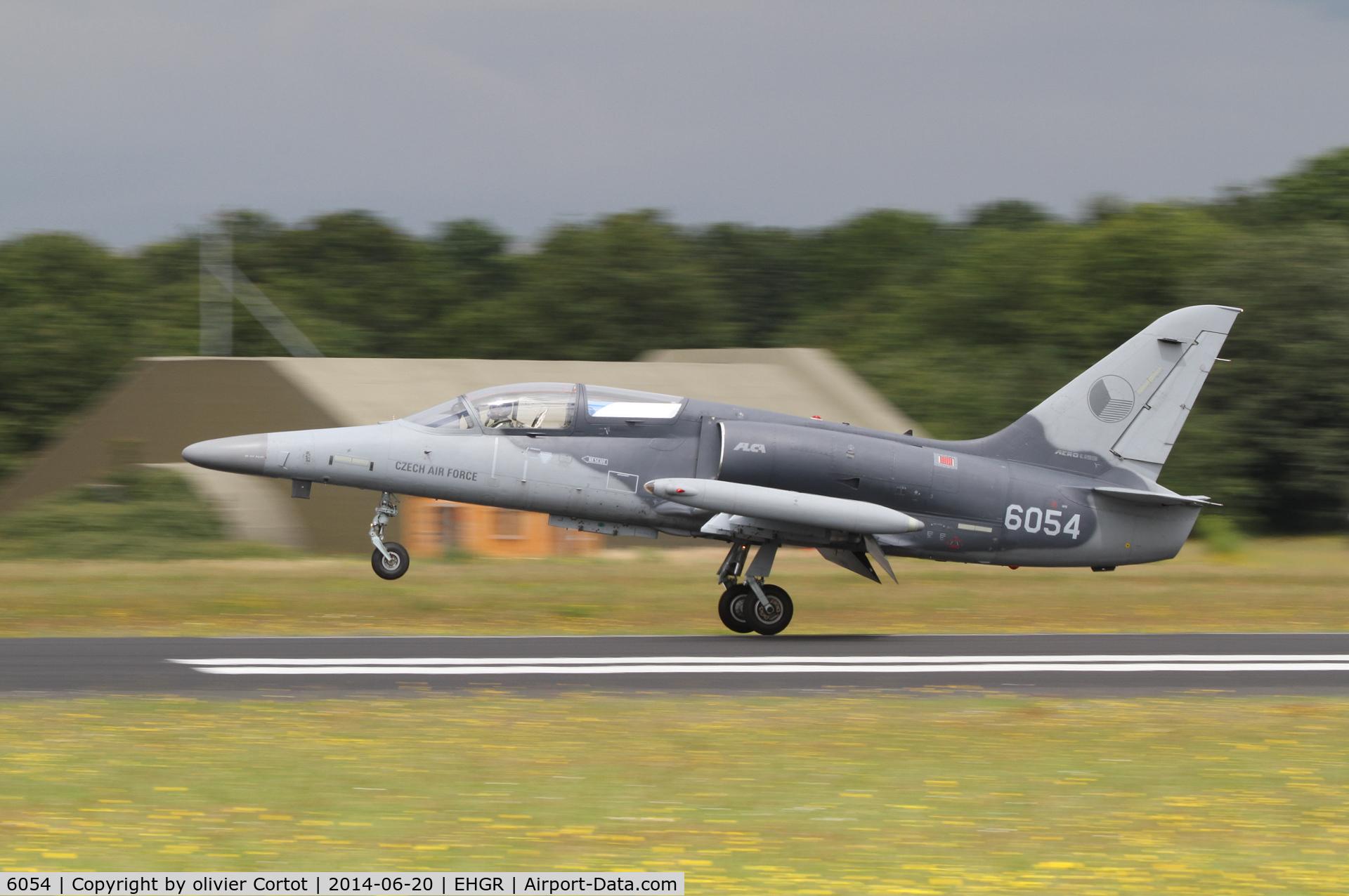 6054, Aero L-159A ALCA C/N 156054, Airshow 2014