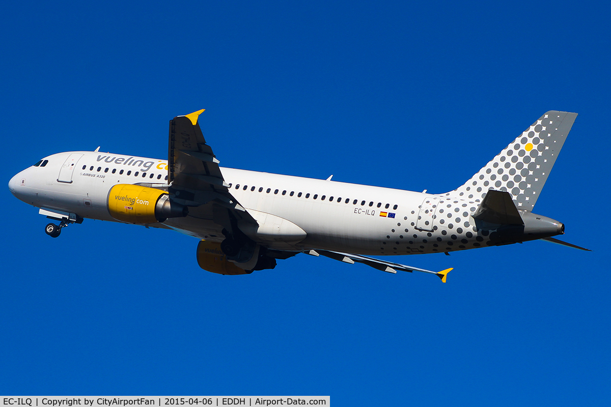 EC-ILQ, 2002 Airbus A320-214 C/N 1736, Vueling  (VLG/VY)