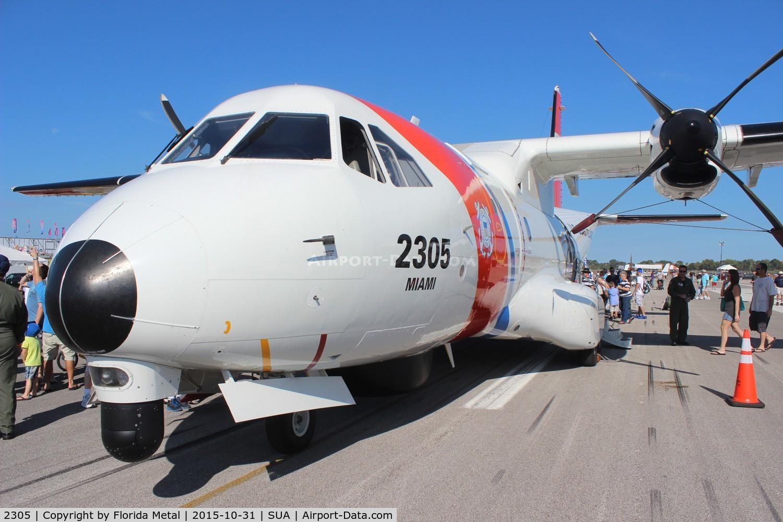 2305, Airtech HC-144A Ocean Sentry C/N C174, HC-144A
