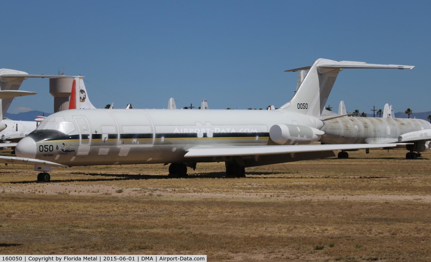 160050, 1975 McDonnell Douglas C-9B Skytrain II C/N 47669, C-9B Skytrain II