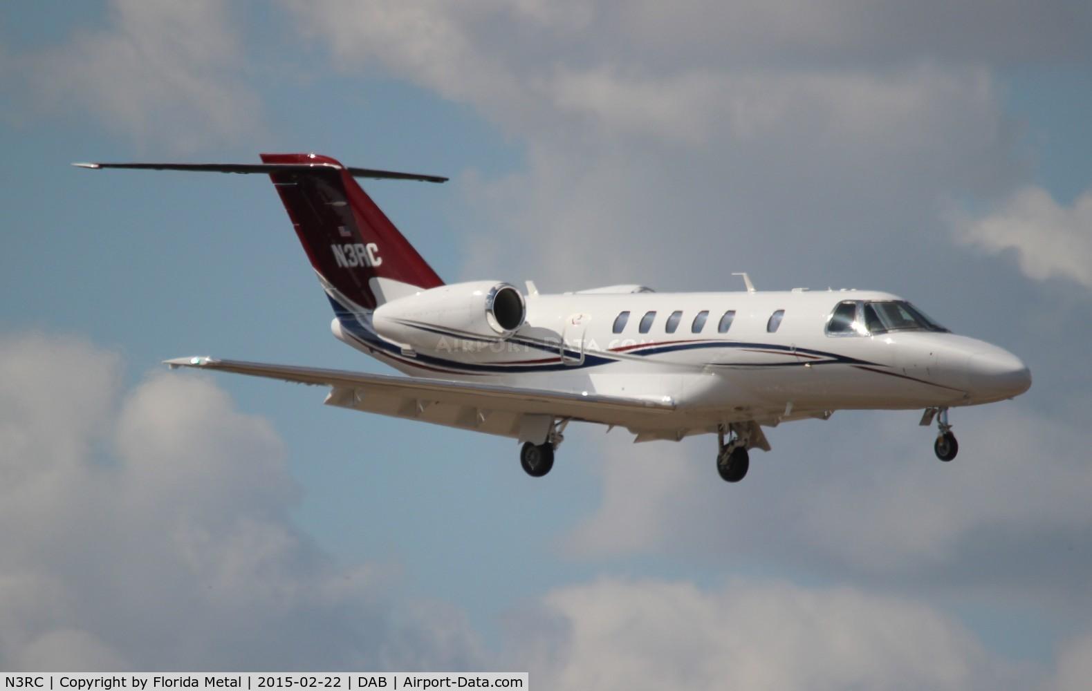 Aircraft N3rc 2011 Cessna 525c Citationjet Cj4 C N 525c
