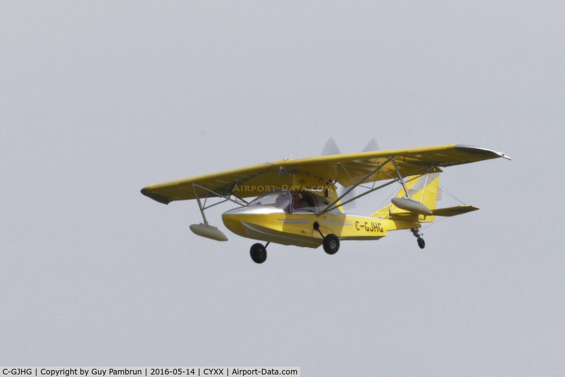 Aircraft C-GJHG (2002 Progressive Aerodyne SEAREY C/N 1DK265C ...