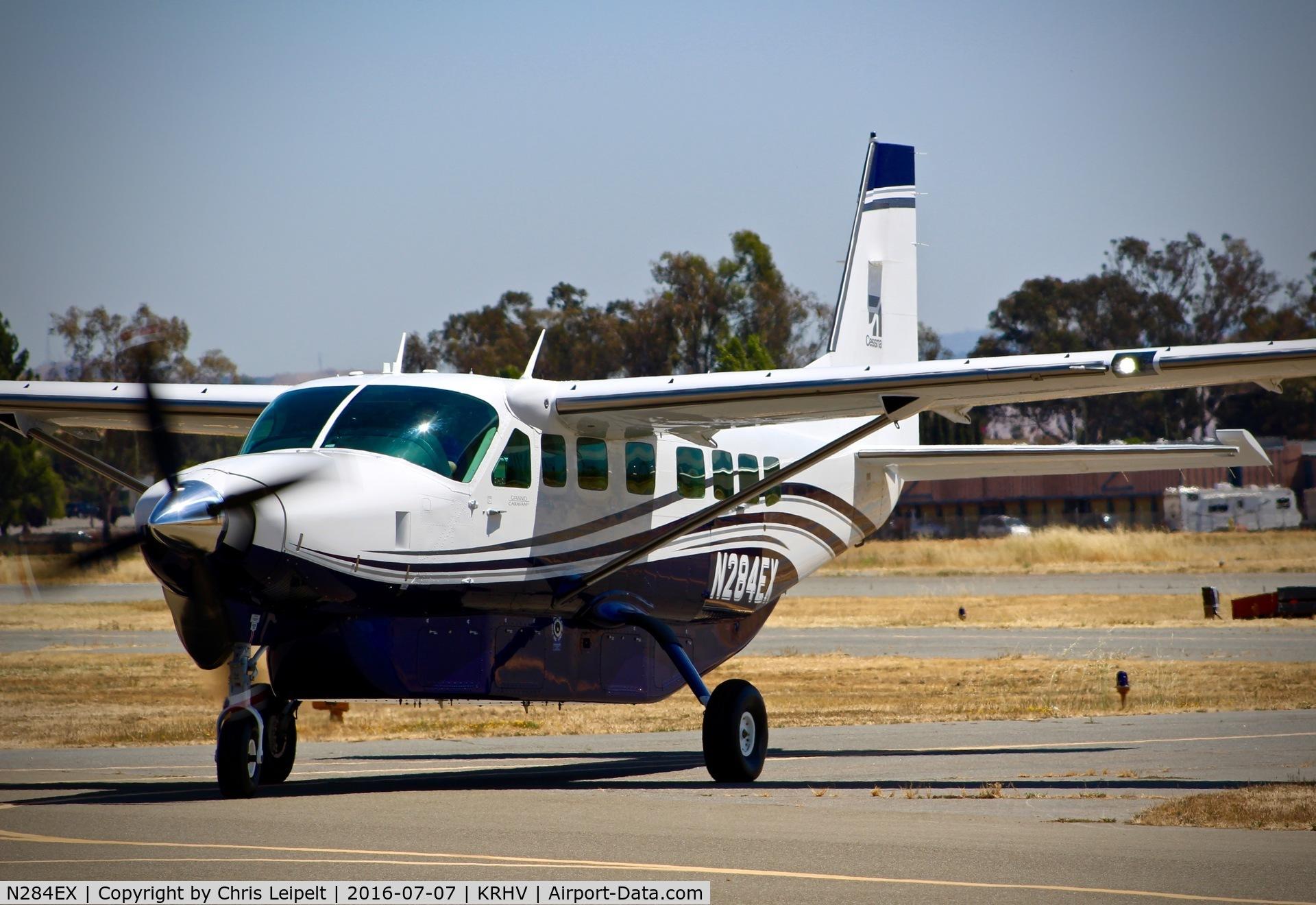Aircraft N284ex 2016 Cessna 208b Grand Caravan Ex C N 208b5284 Photo By Chris Leipelt Photo Id Ac1208179