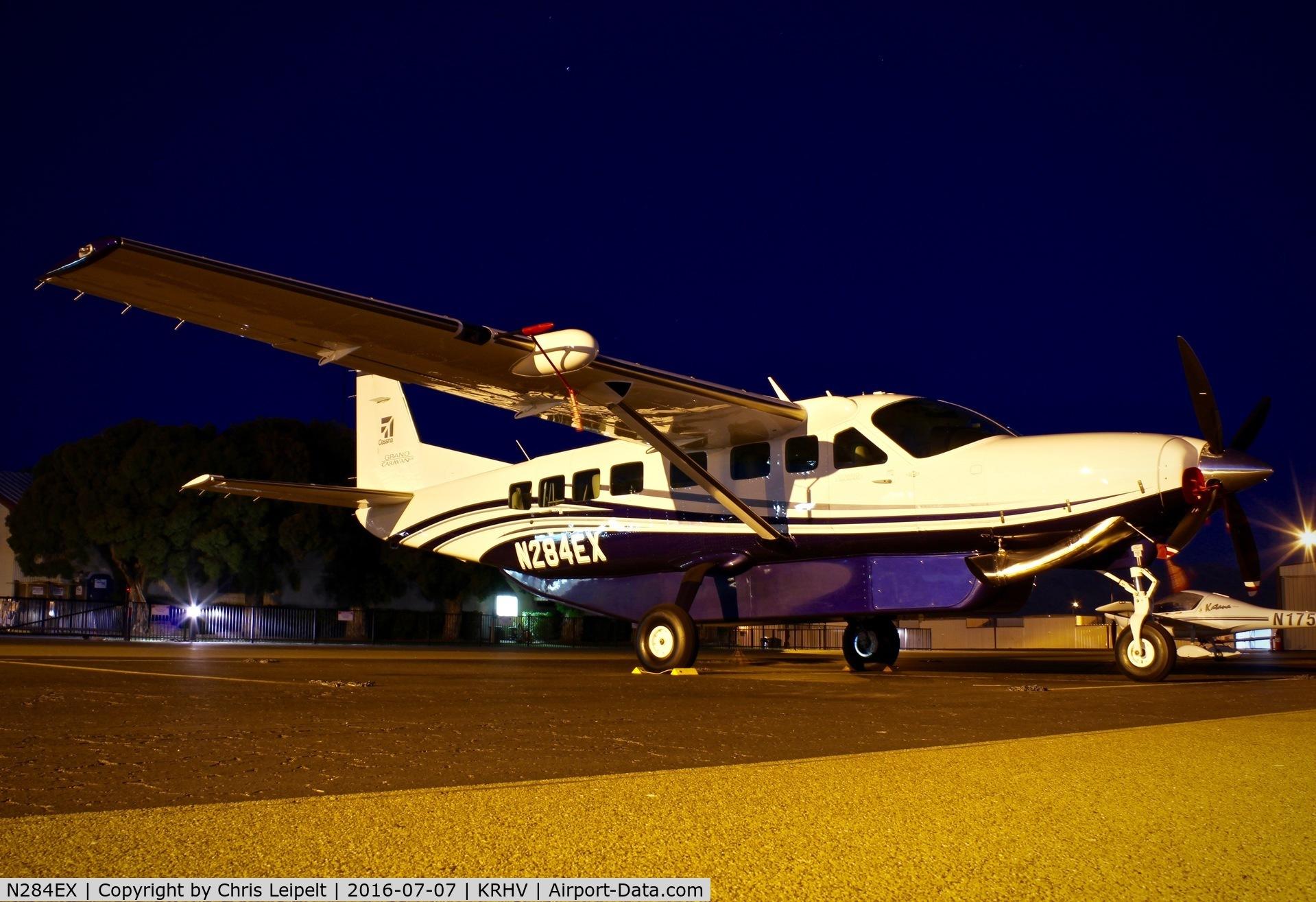 Aircraft N284ex 2016 Cessna 208b Grand Caravan Ex C N 208b5284 Photo By Chris Leipelt Photo Id Ac1208200