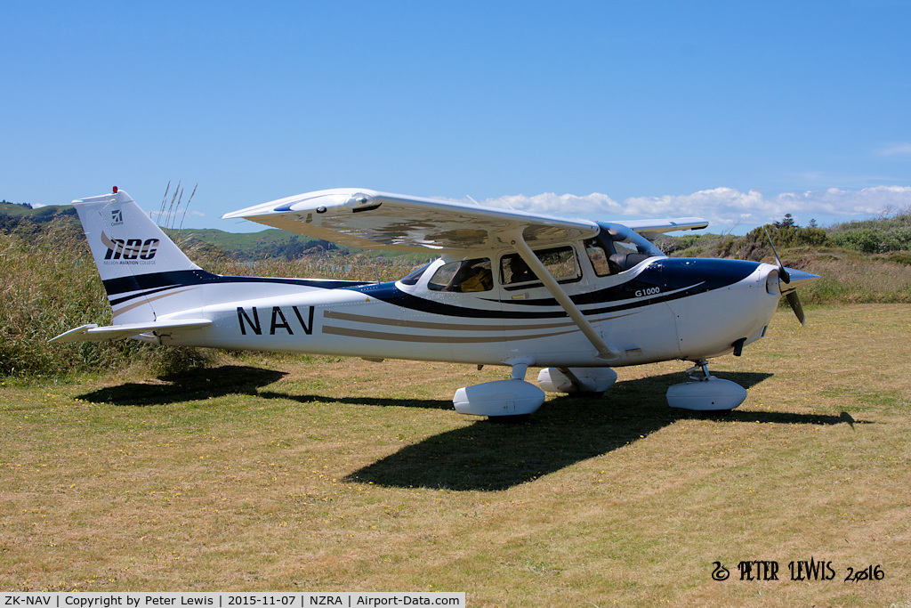 ZK-NAV, 2005 Cessna 172S Skyhawk C/N 172S-10101, Nelson Aviation College Ltd., Motueka