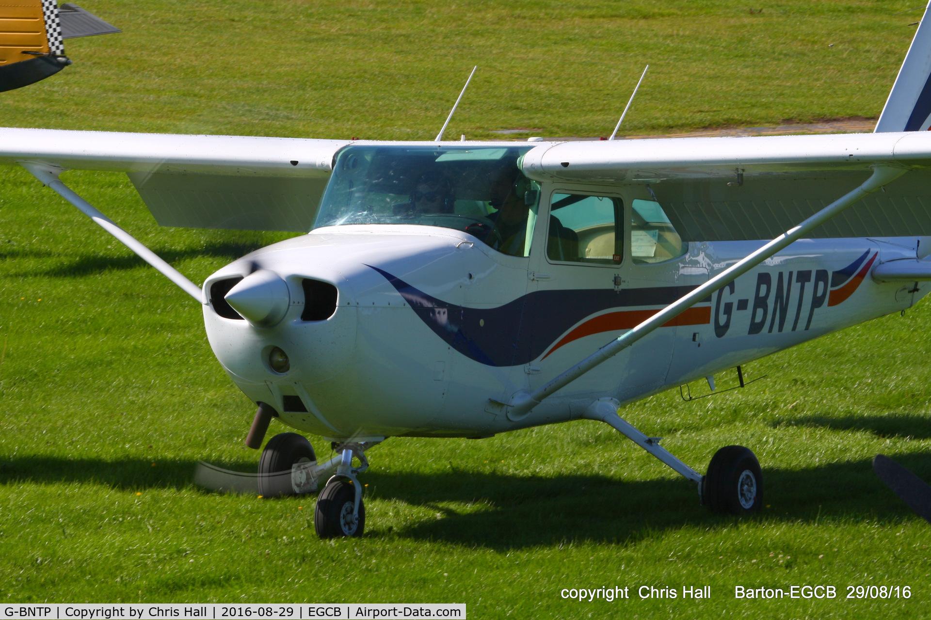 G-BNTP, 1978 Cessna 172N Skyhawk C/N 172-72030, at Barton