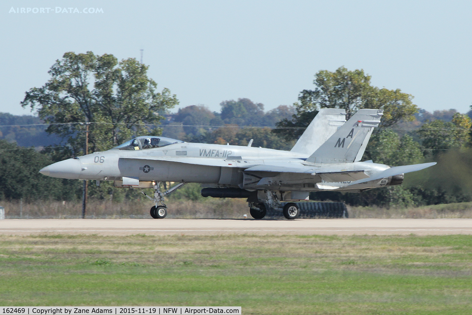 162469, McDonnell Douglas F/A-18A+ Hornet C/N 0325/A269, Airpower Expo 2016  - NAS Fort Worth
