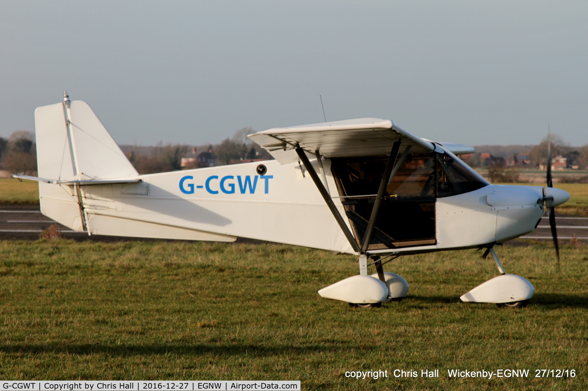 G-CGWT, 2008 Best Off SkyRanger Swift 912(1) C/N BMAA/HB/567, at the Wickenby