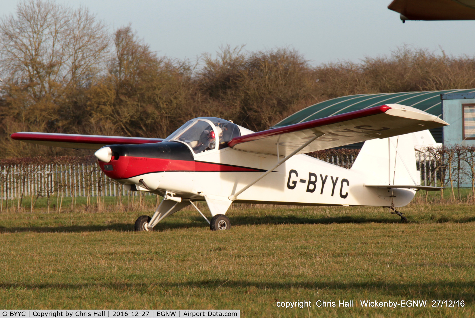G-BYYC, 2000 Hapi Cygnet SF-2A C/N PFA 182-12311, at the Wickenby