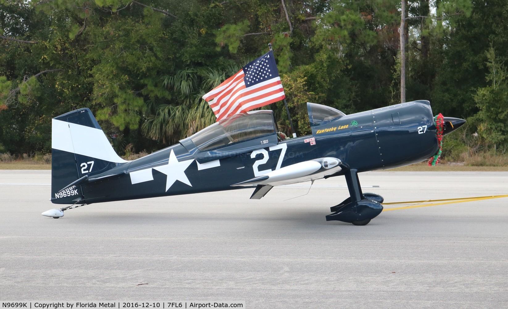 Aircraft N9699K (2015 Vans RV-8 C/N 82562) Photo by Florida
