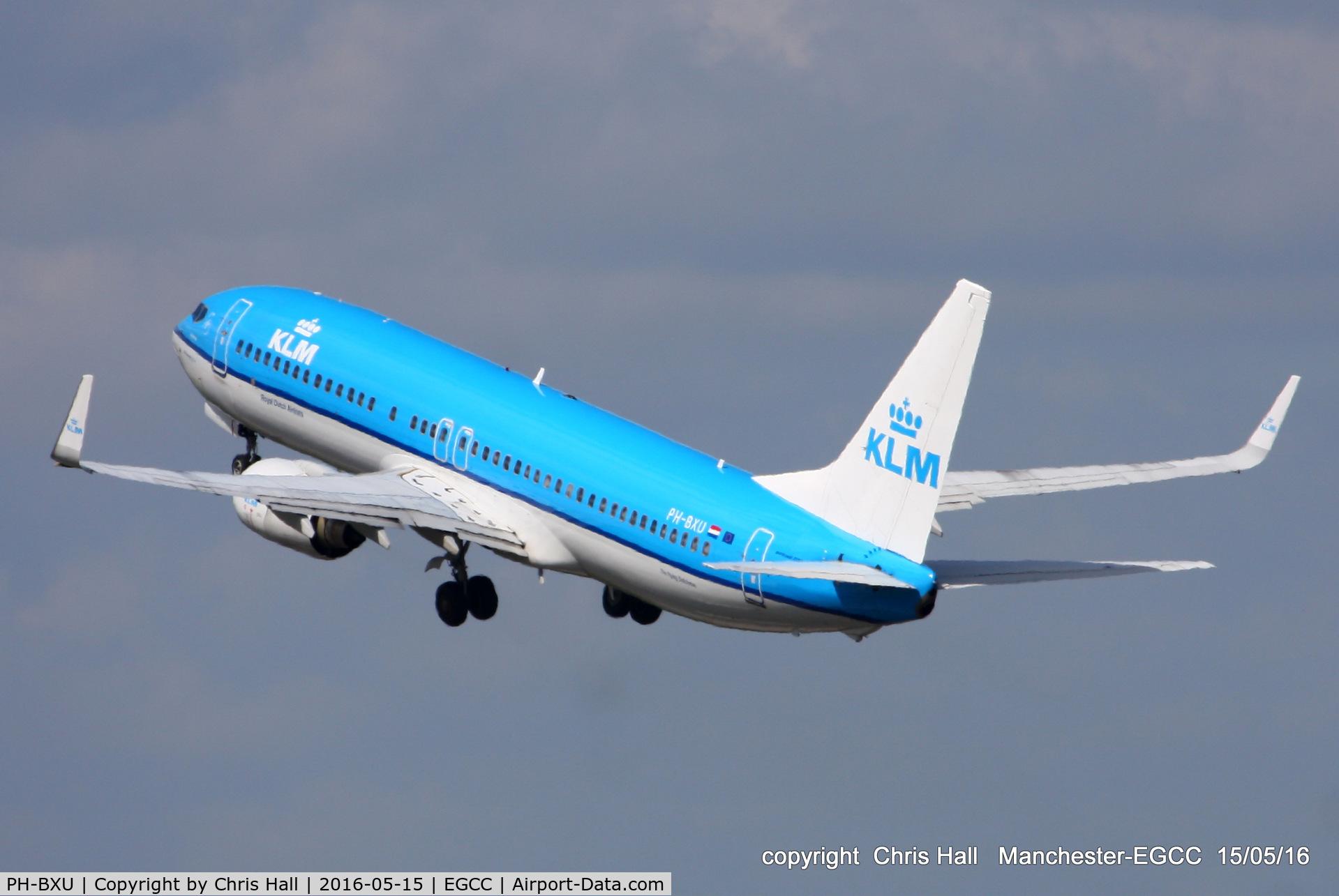 PH-BXU, 2006 Boeing 737-8BK C/N 33028, KLM Royal Dutch Airlines